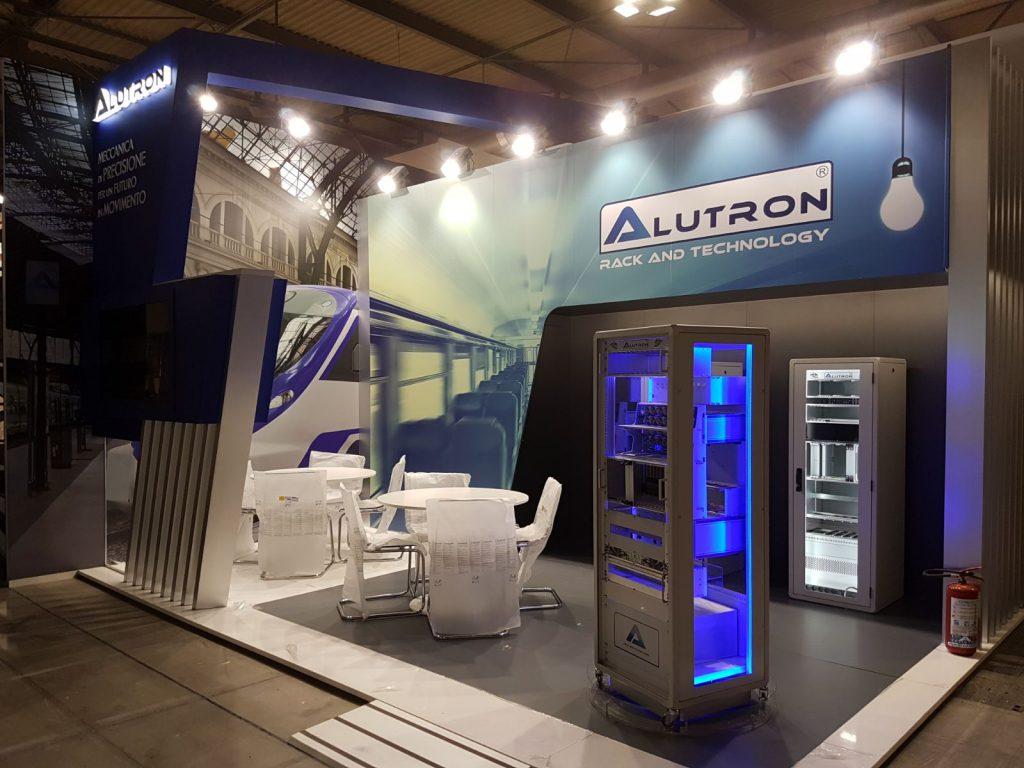 Alutron_Stand